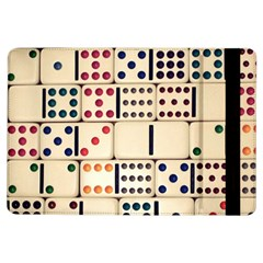 Old Domino Stones Ipad Air Flip by Sapixe