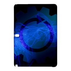 Particles Gear Circuit District Samsung Galaxy Tab Pro 10 1 Hardshell Case by Sapixe