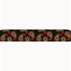 Pattern Abstract Paisley Swirls Small Bar Mats by Sapixe