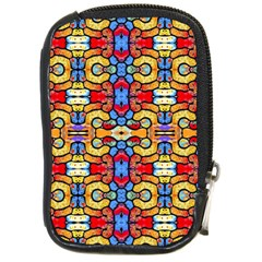 Artwork By Patrick Pattern 37 Compact Camera Cases