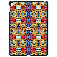 Artwork By Patrick Pattern 37 Apple Ipad Pro 9 7   Black Seamless Case