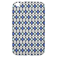 Blue Jess Samsung Galaxy Tab 3 (8 ) T3100 Hardshell Case  by jumpercat