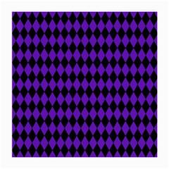 Jester Purple Medium Glasses Cloth by jumpercat