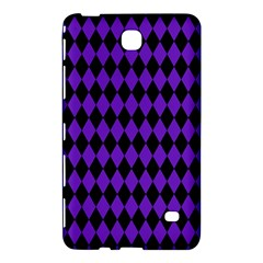 Jester Purple Samsung Galaxy Tab 4 (7 ) Hardshell Case  by jumpercat