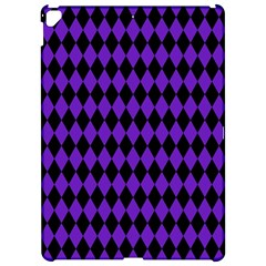 Jester Purple Apple Ipad Pro 12 9   Hardshell Case by jumpercat