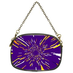 Space Trip 1 Chain Purses (one Side)  by jumpercat