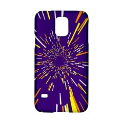 Space Trip 1 Samsung Galaxy S5 Hardshell Case  by jumpercat