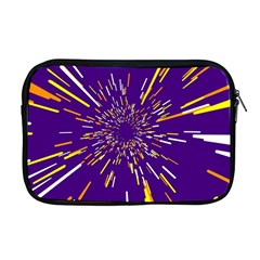 Space Trip 1 Apple Macbook Pro 17  Zipper Case by jumpercat