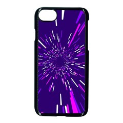 Space Trip 2 Apple Iphone 7 Seamless Case (black) by jumpercat