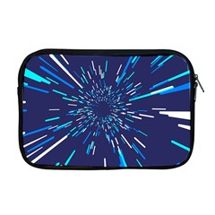Space Trip 3 Apple Macbook Pro 17  Zipper Case by jumpercat