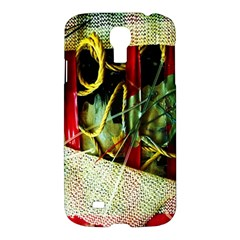 Hidden Strings Of Purity 13 Samsung Galaxy S4 I9500/i9505 Hardshell Case by bestdesignintheworld