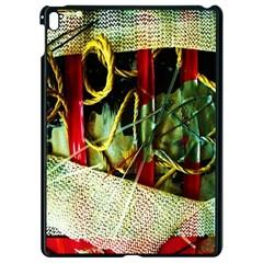 Hidden Strings Of Purity 13 Apple Ipad Pro 9 7   Black Seamless Case
