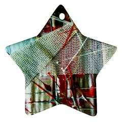 Hidden Strings Of Urity 10 Star Ornament (two Sides) by bestdesignintheworld