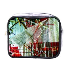 Hidden Strings Of Urity 10 Mini Toiletries Bags by bestdesignintheworld
