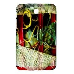 Hidden Strings Of Purity 13 Samsung Galaxy Tab 3 (7 ) P3200 Hardshell Case  by bestdesignintheworld