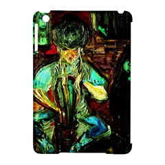 Girl In A Bar Apple Ipad Mini Hardshell Case (compatible With Smart Cover)