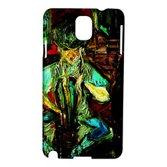 Girl In A Bar Samsung Galaxy Note 3 N9005 Hardshell Case