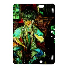 Girl In A Bar Kindle Fire Hdx 8 9  Hardshell Case