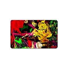 Spooky Attick 1 Magnet (name Card)
