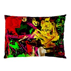 Spooky Attick 1 Pillow Case (two Sides)