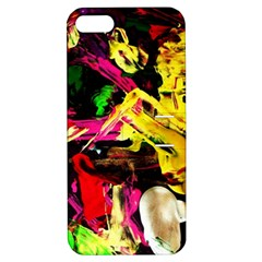 Spooky Attick 1 Apple Iphone 5 Hardshell Case With Stand