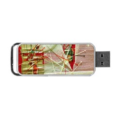 Hidden Strings Of Purity 1 Portable Usb Flash (two Sides) by bestdesignintheworld