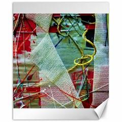 Hidde Strings Of Purity 2 Canvas 16  X 20   by bestdesignintheworld