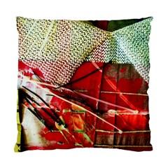 Hidden Strings Of Puity 14 Standard Cushion Case (one Side)
