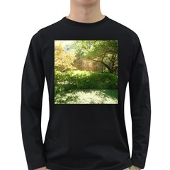 Highland Park 19 Long Sleeve Dark T Shirts