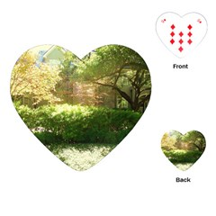 Highland Park 19 Playing Cards (heart)