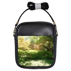 Highland Park 19 Girls Sling Bags