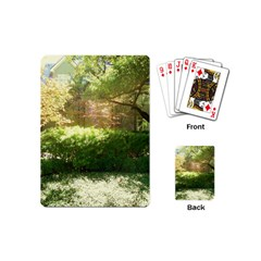 Highland Park 19 Playing Cards (mini)  by bestdesignintheworld