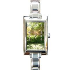 Highland Park 19 Rectangle Italian Charm Watch by bestdesignintheworld