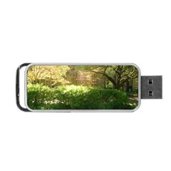 Highland Park 19 Portable Usb Flash (one Side)