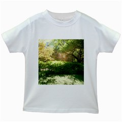 Highland Park 19 Kids White T Shirts