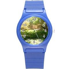 Highland Park 19 Round Plastic Sport Watch (s)