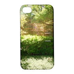 Highland Park 19 Apple Iphone 4/4s Hardshell Case With Stand