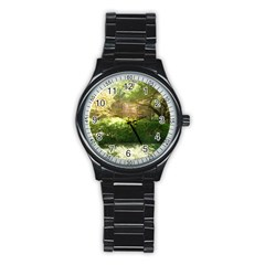 Highland Park 19 Stainless Steel Round Watch