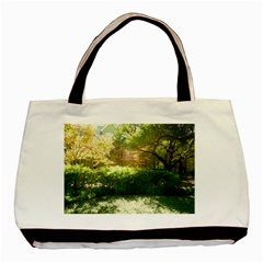 Highland Park 19 Basic Tote Bag (two Sides)