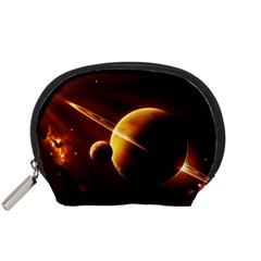 Planets Space Accessory Pouches (small)  by Sapixe