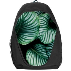 Tropical Florals Backpack Bag by goljakoff