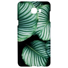 Tropical Florals Samsung C9 Pro Hardshell Case  by goljakoff