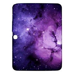 Purple Space Samsung Galaxy Tab 3 (10 1 ) P5200 Hardshell Case  by Sapixe