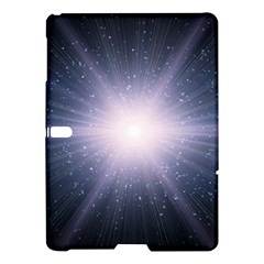 Real Photographs In Saturns Rings Samsung Galaxy Tab S (10 5 ) Hardshell Case  by Sapixe