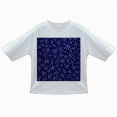Snowflakes Pattern Infant/toddler T Shirts by Sapixe