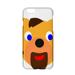 Solidarity Clipart Bear Head Teddy Bear Xmas Christmas Stuffed Animal Apple Iphone 6/6s Hardshell Case by Sapixe