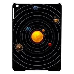 Solar System Ipad Air Hardshell Cases by Sapixe