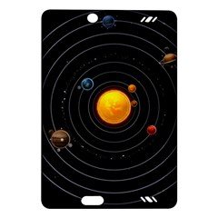 Solar System Amazon Kindle Fire Hd (2013) Hardshell Case by Sapixe