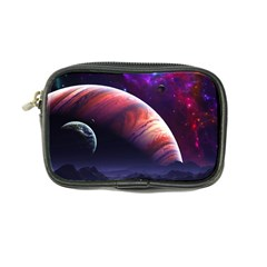 Space Art Nebula Coin Purse by Sapixe