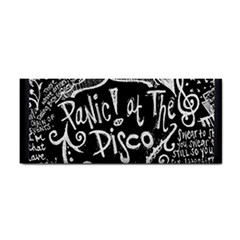 Panic! At The Disco Lyric Quotes Cosmetic Storage Cases by Samandel